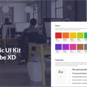 Adobe XDを使っている人はダウンロードしておこう!Adobe公式、新しいセマンティックUIのコンポーネント