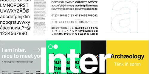 UIデザイン用に最適化されたおすすめのフリーフォント!小さいサイズでもくっきり綺麗で、読みやすい -Inter