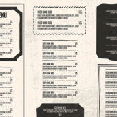 【飲食経営者・デザイナー必見】独創的で印象に残るレストランになるための45種のメニュー