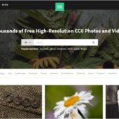 CC0ライセンスの写真や動画を配布するストックサイト・「ISO Republic」
