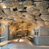 京都にある建築家の隈研吾の建築作品3選。コエドーナツなど