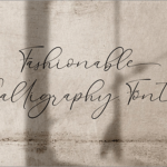 有料フォントが今だけ無料!すらすらっと走り書きされたような美しいフォント -Alberobello