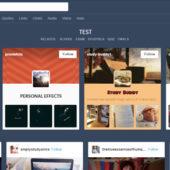 検索機能のUXが適切にデザインされたページデザイン20選 海外のシンプルで機能的なページに学ぶ