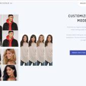 AIが作った25000枚の人物画像を配布、顔も変更できる・「ROSEBUD AI」