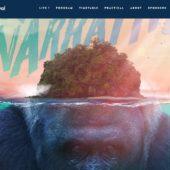 液体状の動きがあるWebデザイン海外サイト実例集 CSSやJavaScriptを駆使したアニメーション技術