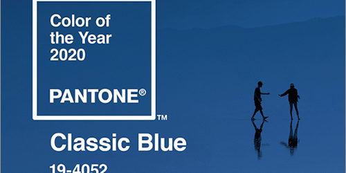 2020年の流行色・トレンドカラーは宵の空を連想させる「クラシックブルー」HTMLのコードは「#0f4c81」