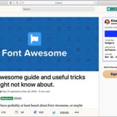 【保存版】Font Awesome アイコンの使い方と便利な機能のまとめ