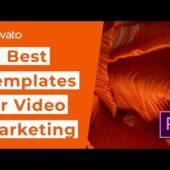 予算をかけずにビデオが作れる、とっておきのPremire Proビデオマーケティングテンプレートのトップ10をご紹介します!