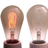 白熱電球を発明したのはエジソンではなかった?!あまり知られていない発明王の真実
