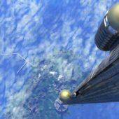 月と地球を繋ぐ宇宙エレベーターとは?気になる研究内容をご紹介!