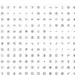 シンプルで汎用的な、オープンソースで提供される300以上のSVGアイコンセット・「Tabler Icons」