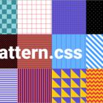 CSSでノートの罫線やグリッドなど、さまざまな要素の背景にパターンを簡単に実装できるライブラリ -pattern.css