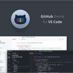 VS Codeの見やすいテーマが登場!GitHubのデザインでコードも快適に -GitHub VS Code theme