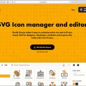 アイコンの管理が簡単に!たくさんのSVGアイコンを一元管理でき、編集もできる無料ツール -SVG Icon manager