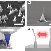 【あらゆる技術に応用可能】ダイヤモンドはナノスケールで曲げたり変形したりすることができる