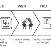よりユーザーを中心としたデザインスプリントを考える