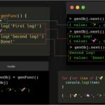 JavaScriptのジェネレータ関数とイテレータの仕組みをGIFアニメで解説