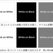 CSSの小ネタ: 画像に枠線をつける際、borderよりもbox-shadowの方がより美しく実装できる