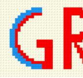 レゴブロックで作ったような画像を作成できる「LegraJS」