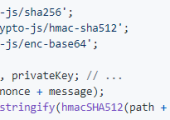 JSでsha256,aes,hmacsha512などの暗号化を実装できる「crypto-js」