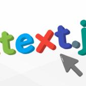 文字を3Dにしてカーソルやスクロールにあわせて動かせる【ztext.js】