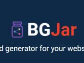 フリーのSVG背景イメージが入手できる「BGJar」