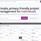 プライバシーに配慮したカンバンボード型のプロジェクト管理ツール・「Portabella」