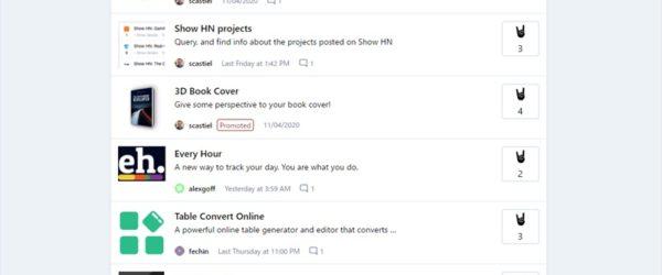 地味に役立つ系のサイドプロジェクトを投稿、評価しあうシンプルなコミュニティサイト・「My Side Project Rocks」
