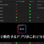 AppleのM1チップでVS CodeやPhotoshopは大丈夫?動作するmacOSアプリが分かるサイト、日本語版もローンチ