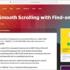 CSSのこの発想はすごい!scroll-behavior: smooth;によるページ内検索時のスクロールを除外するテクニック
