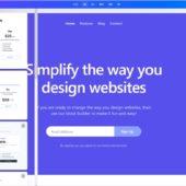 ドラッグ&ドロップと簡単な編集作業でTailwind.cssベースのWebサイトを作れるオンラインページビルダー・「Tails」