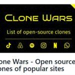AirtableやTiktok、Spotify、1Password等、人気のアプリのオープンソースクローンを沢山集めたリスト・「Clone Wars」