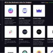 Webサイトやアプリなどのデザイン時に有益なツールやリソースのまとめサイト・「Evernote.Design」