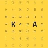 WebサイトやスマホアプリのUIでよく使用するアイコンのSVGコードをコピペで簡単に利用できる -Akar Icons