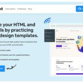 デザインカンプからのHTML/CSSコーディングの練習になる学習サイト