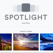 モダンなHTML5画像/動画ギャラリー実装「Spotlight.js」