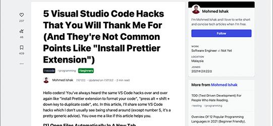 コーディングに役立つ!Visual Studio Codeのちょっとかゆいところに手が届くような便利な機能とテクニック