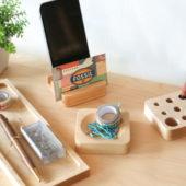 おしゃれなデスクオーガナイザー10選。かわいいデザインや木製もおすすめ