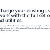 Tailwind.cssのユーティリティクラスをBootstrapやBlumaなど他のCSSフレームワークで使えるようにする拡張スクリプト・「Foxtail」
