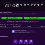 速度と使いやすさを重視した基本無料で使えるファイル共有サービス・「pixeldrain」