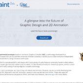 次世代手書き2Dアニメーション技術のVector Graphics Complex(VGC)を扱えるクロスプラットフォーム対応のデスクトップドローアプリ・「VPaint」